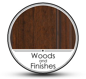 Cabinet Wood and Finishes